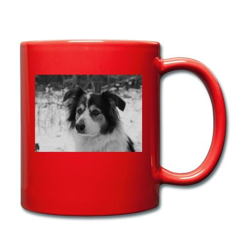 Skippy Winter - Tasse einfarbig