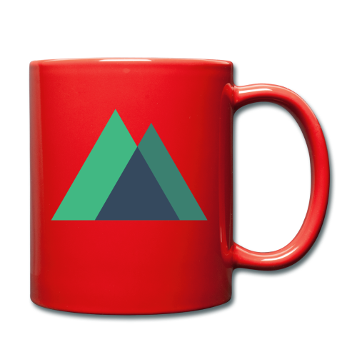Mountain Logo - Full Colour Mug