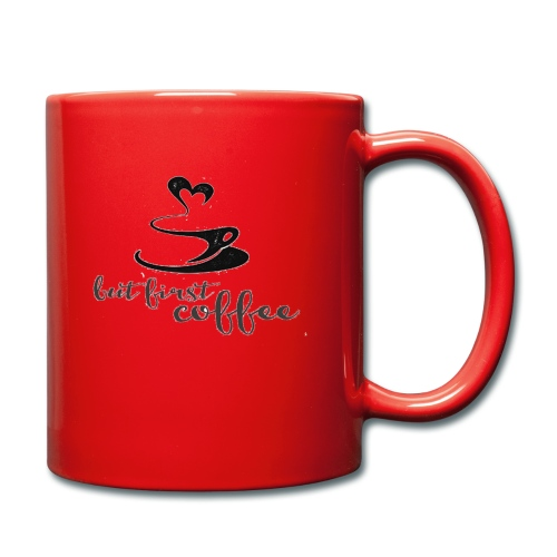 Vloggis - Coffee Mug - Enfärgad mugg
