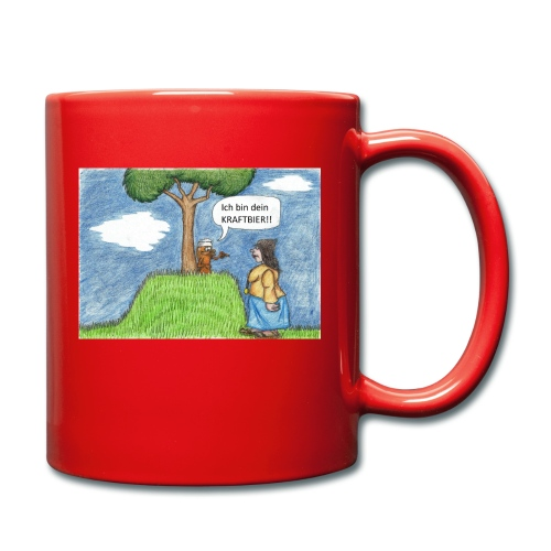 Kraftbier - Tasse einfarbig