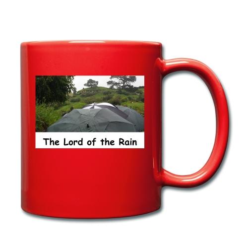 The Lord of the Rain - Neuseeland - Regenschirme - Tasse einfarbig