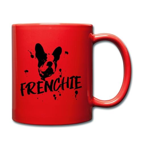 Französische Bulldogge / Frenchie / French Bulldog - Tasse einfarbig