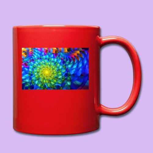 Astratto luminoso - Tazza monocolore