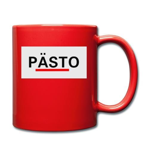 Pästo - Tasse einfarbig
