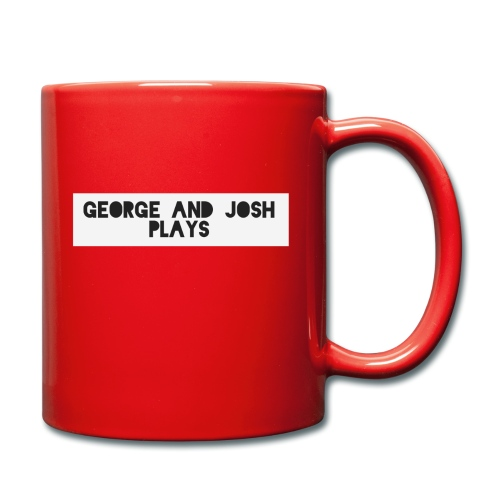 George-and-Josh-Plays-Merch - Full Colour Mug