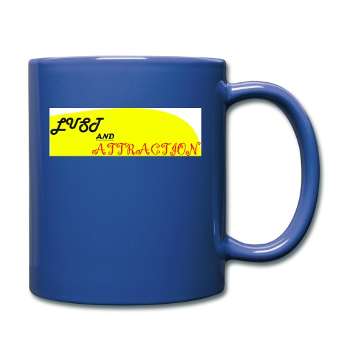 lust ans attraction - Full Colour Mug