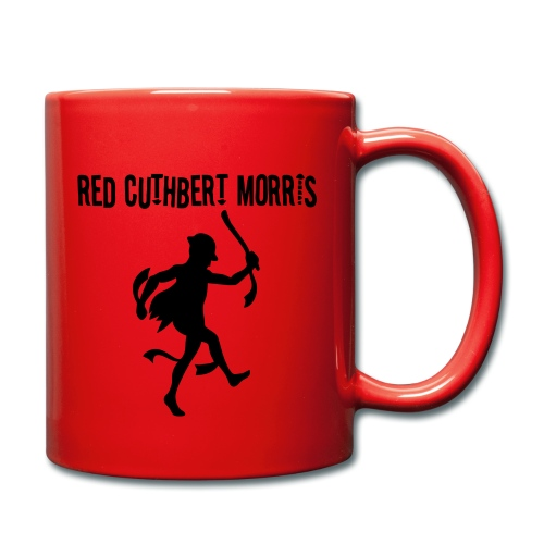 Red Cuthbert Logo design - Full Colour Mug
