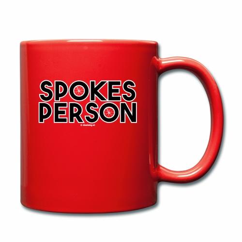 Spokes Person - Mok uni