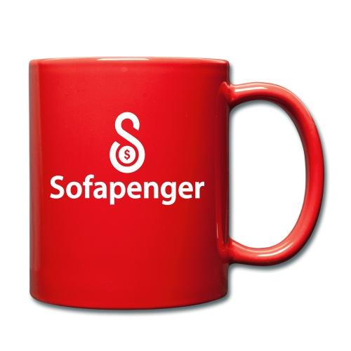 Sofapenger Logo - Ensfarget kopp