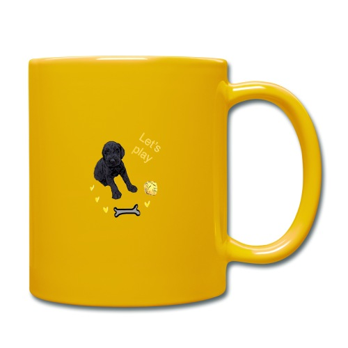 Giant Schnauzer puppy - Full Colour Mug