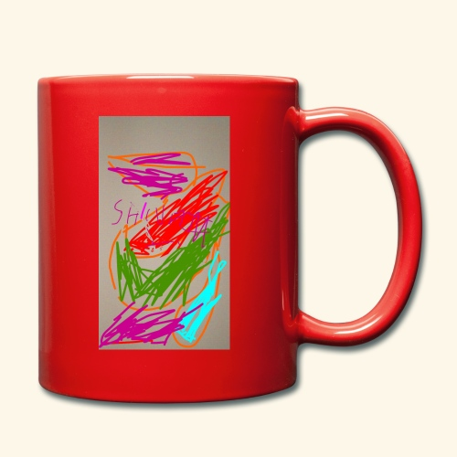 Shivams Kreation 1 - Tasse einfarbig