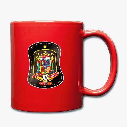 Buena suerte España - Taza de un color