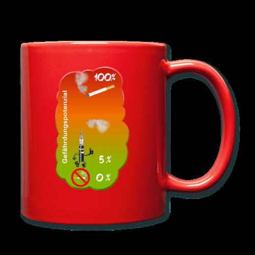 Gefährdungspotenzial - Tasse einfarbig