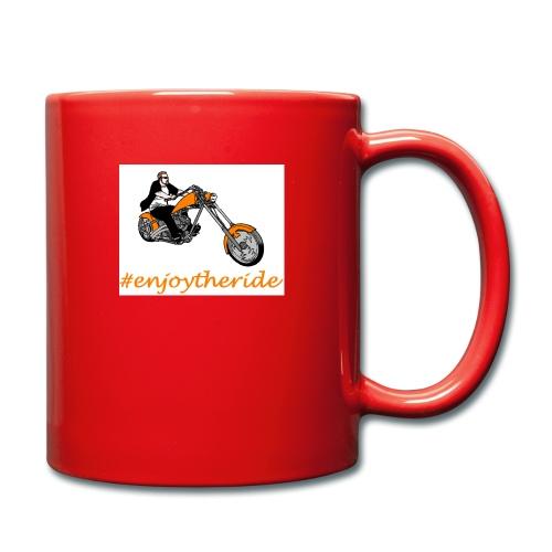 enjoytheride - Mug uni