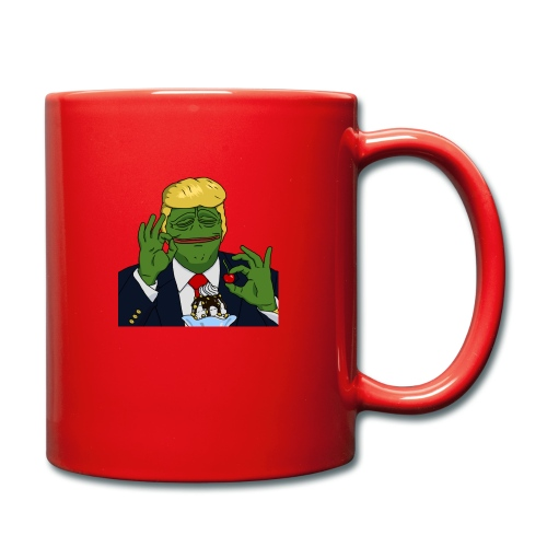 Two Scoops Trump - Full Colour Mug