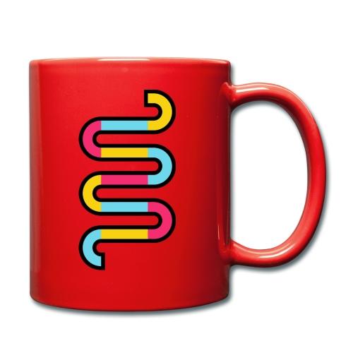 Die DNA deines Unternehmens - Tasse einfarbig