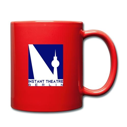Instant Theater Berlin logo - Full Colour Mug