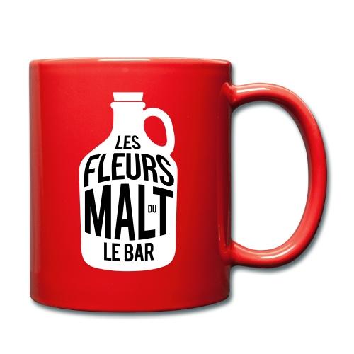 Les Fleurs du Malt le Bar - Mug uni