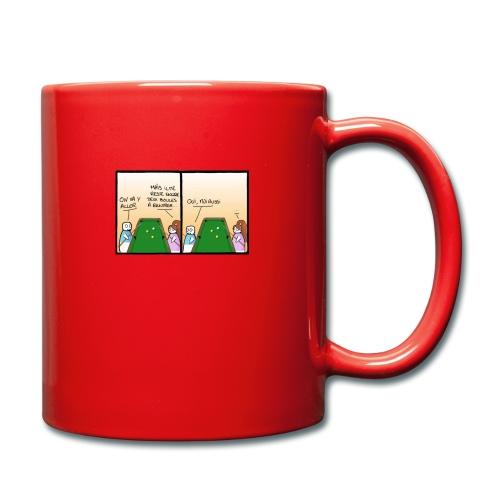 billard - Mug uni