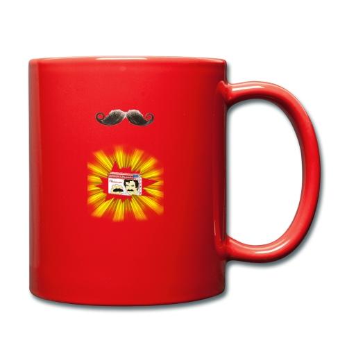 Moustache ad - Full Colour Mug