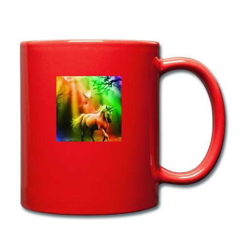 SASSY UNICORN - Full Colour Mug