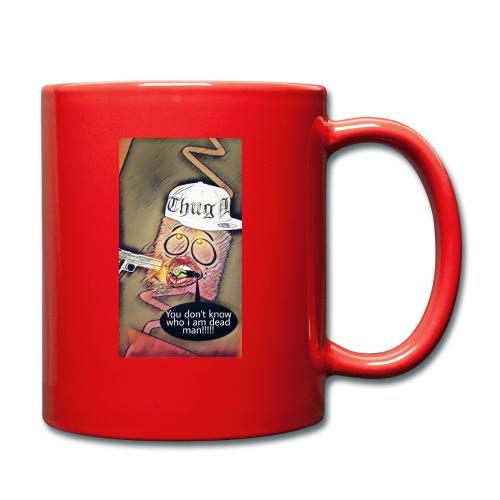Coussin gangsta😃 - Mug uni