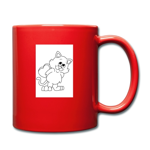La Le Petit filon chat - Mug uni