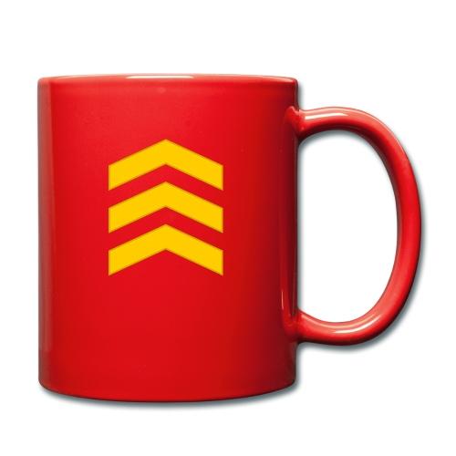 Kersantti - Yksivärinen muki