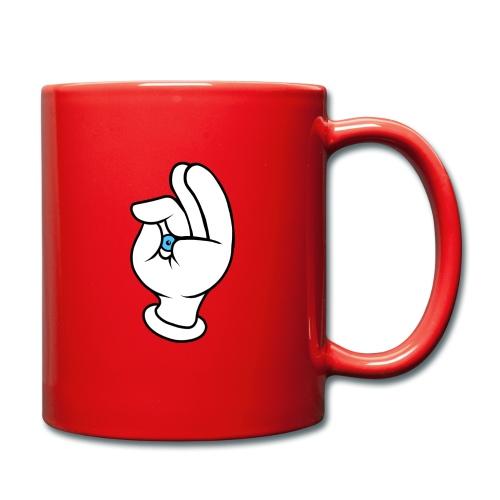 Verguckt - Tasse einfarbig