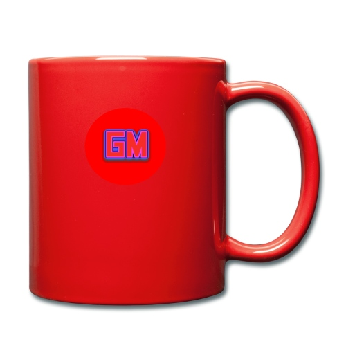 GM - Ensfarget kopp