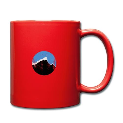 Årgangs - Ensfarget kopp
