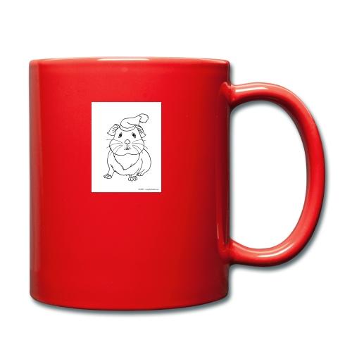 Hamster petite souris blanche guinea - Mug uni