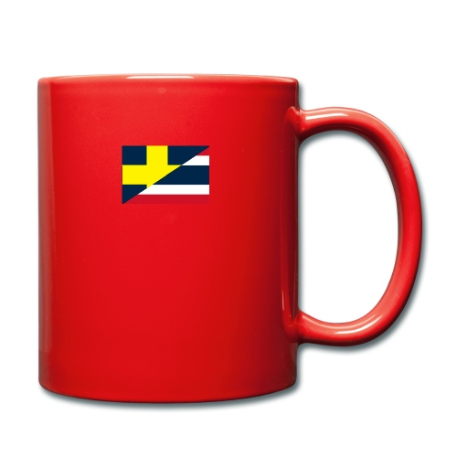 thailands flagga dddd png - Full Colour Mug