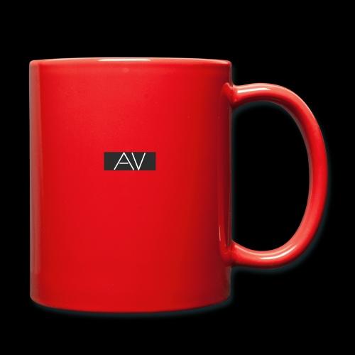 AV White - Full Colour Mug