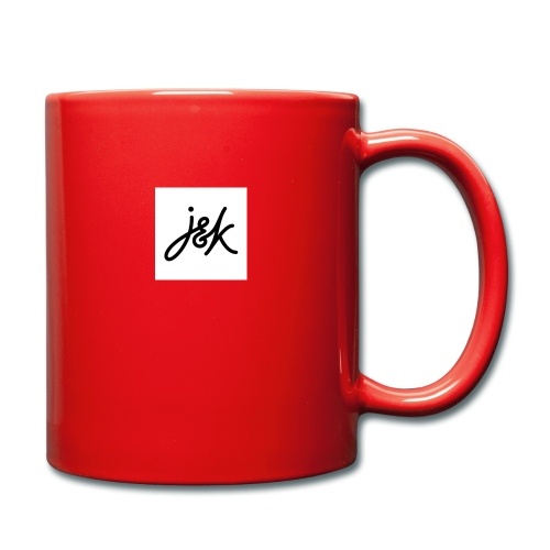 J K - Full Colour Mug