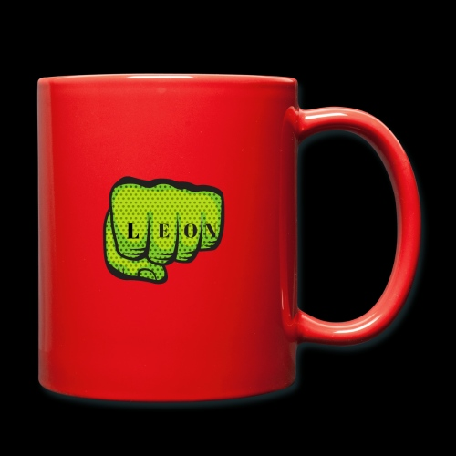 Leon Fist Merchandise - Full Colour Mug