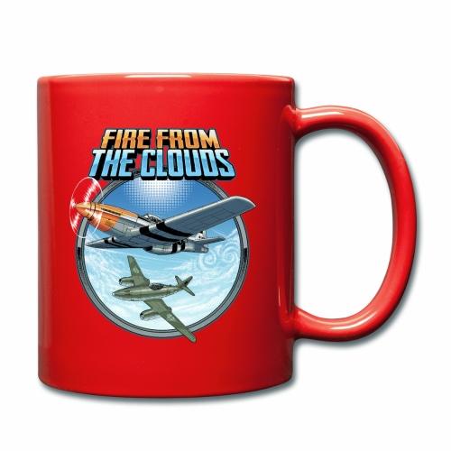 Le feu des nuages - Mug uni