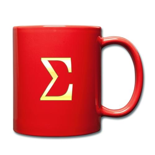 Sigma in Gold - Tasse einfarbig
