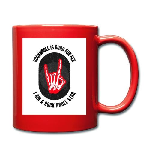Rocknroll is Good For Sex - Mug uni