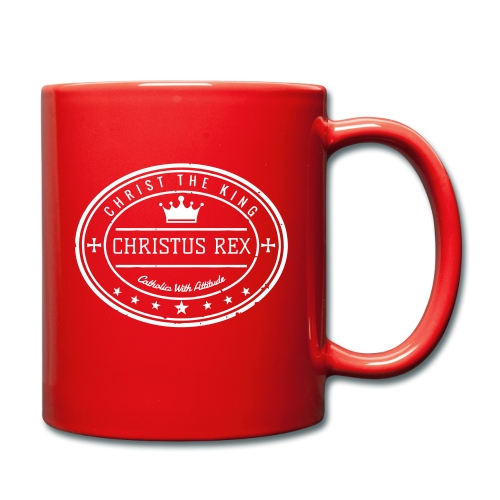 CHRISTUS REX - Full Colour Mug