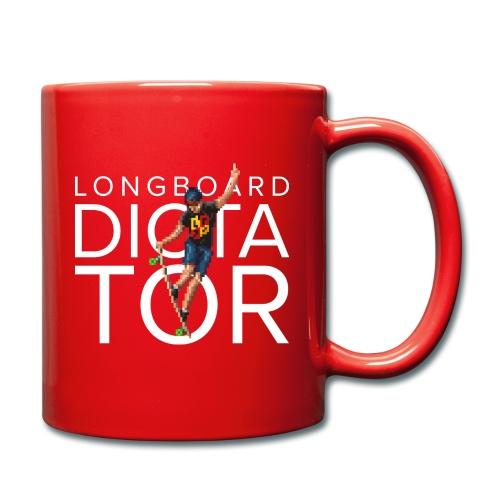 Longboard Dictator- Pixel serie - Mug uni
