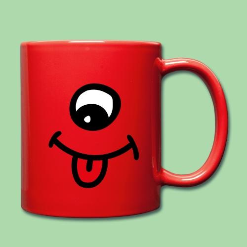 Aien - Einauge - Tasse einfarbig