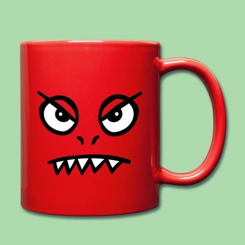 Alien Außerirdischer Monster - Tasse einfarbig