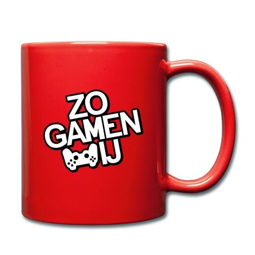 ZoGamenWij Logo - Mok uni