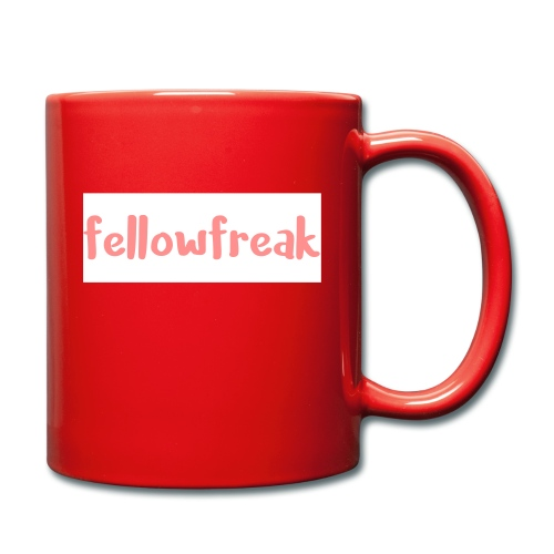 FellowFreak - The mug - Tasse einfarbig