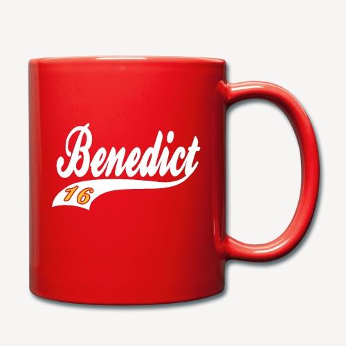 BENEDICT 16 - Full Colour Mug