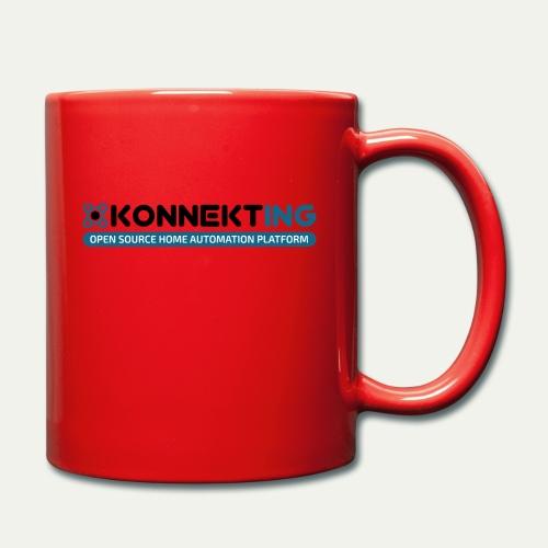 KONNEKTING Logo - Tasse einfarbig