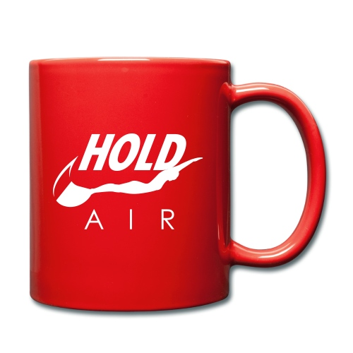 Just hold it! - Full Colour Mug