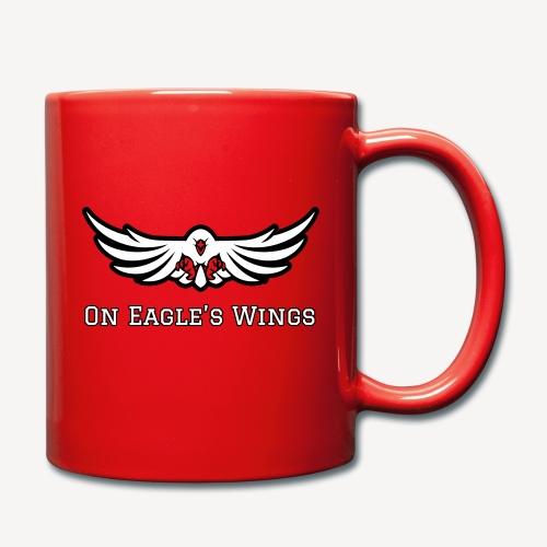 ON EAGLES WINGS - Full Colour Mug
