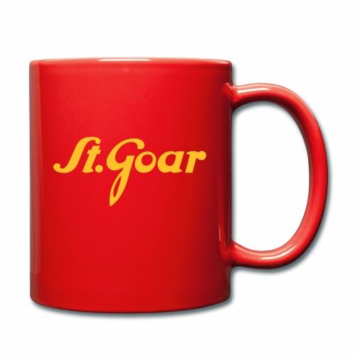 St. Goar - Tasse einfarbig